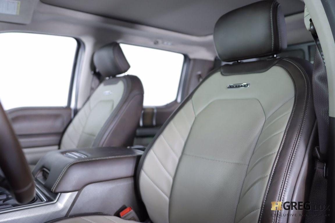 2018 Ford Super Duty F 250 SRW Limited #2
