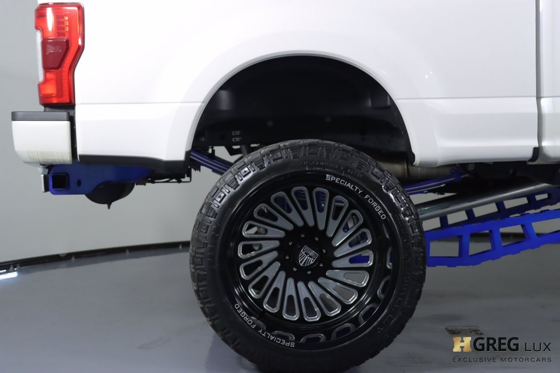 2018 Ford Super Duty F 250 SRW Limited #13