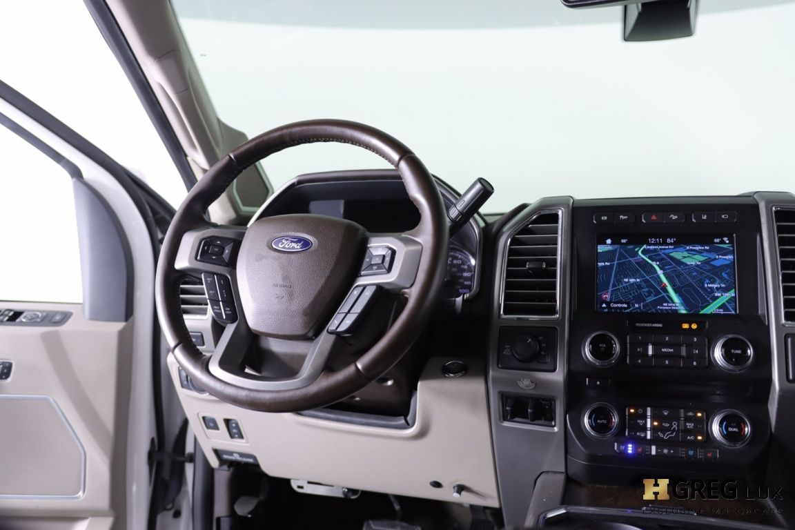 2018 Ford Super Duty F 250 SRW Limited #45