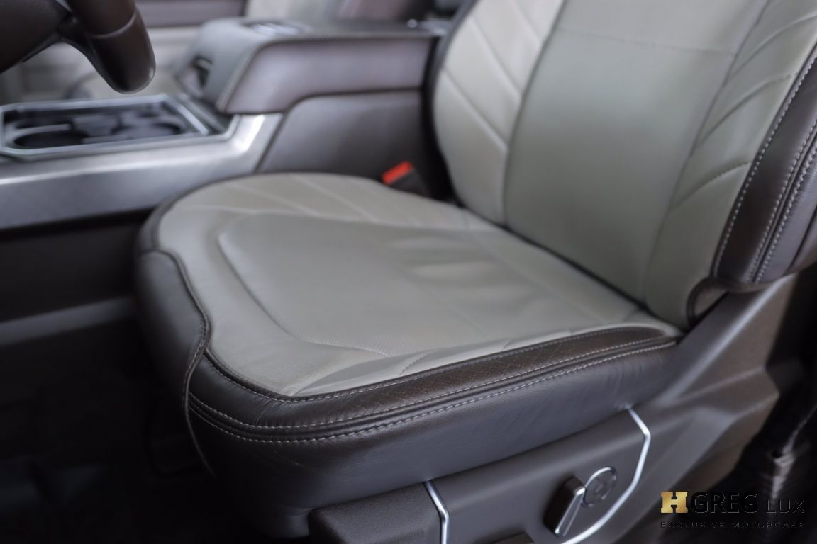 2018 Ford Super Duty F 250 SRW Limited #29