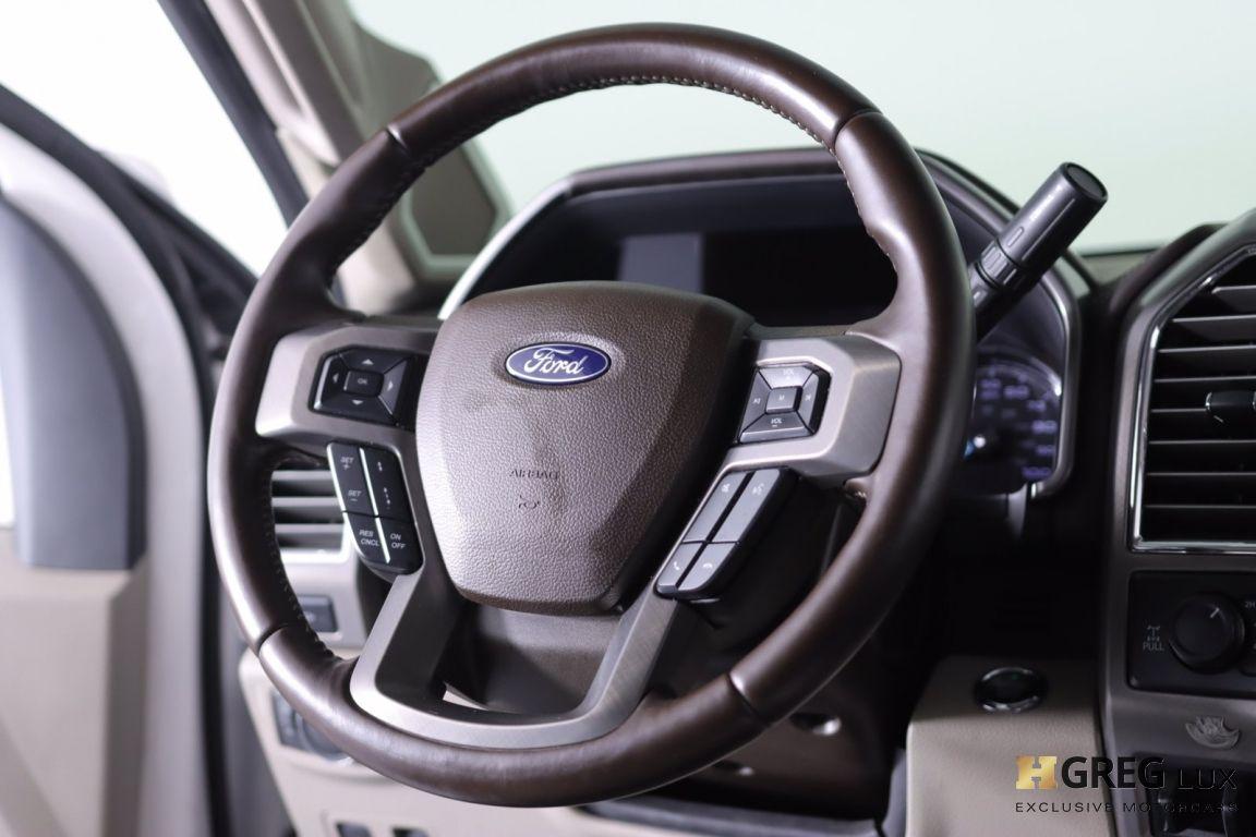 2018 Ford Super Duty F 250 SRW Limited #46