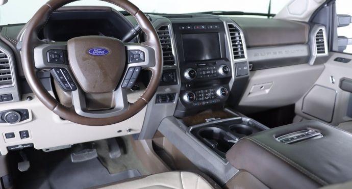 2018 Ford Super Duty F 250 SRW Limited #1