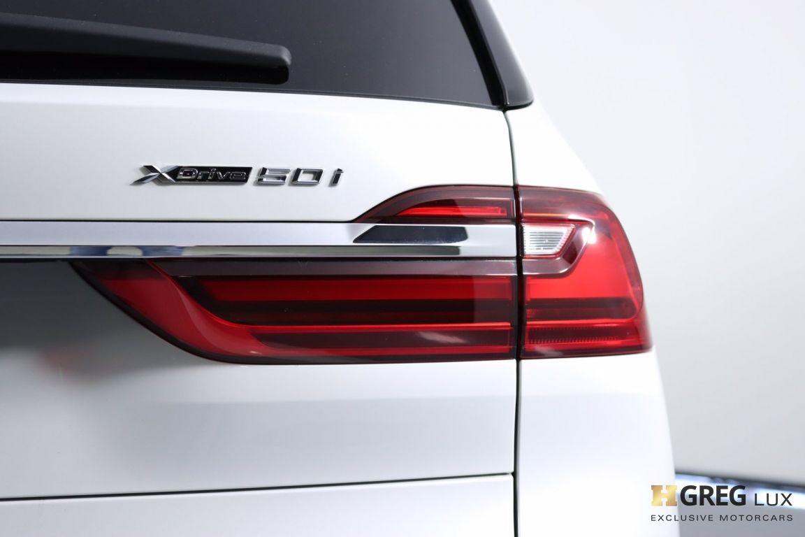 2019 BMW X7 xDrive50i #21