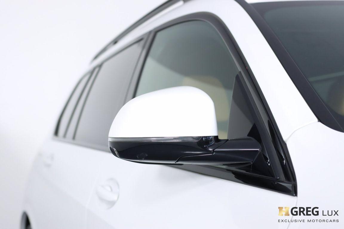 2019 BMW X7 xDrive50i #8
