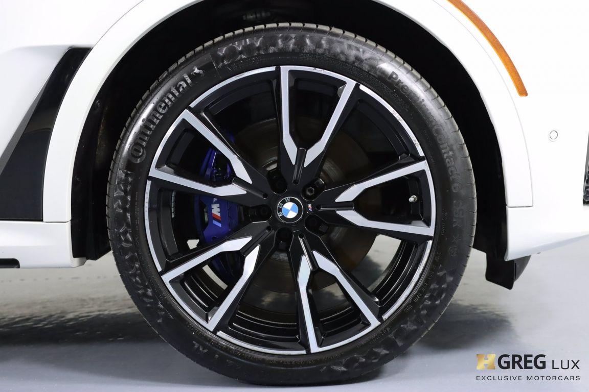 2019 BMW X7 xDrive50i #13