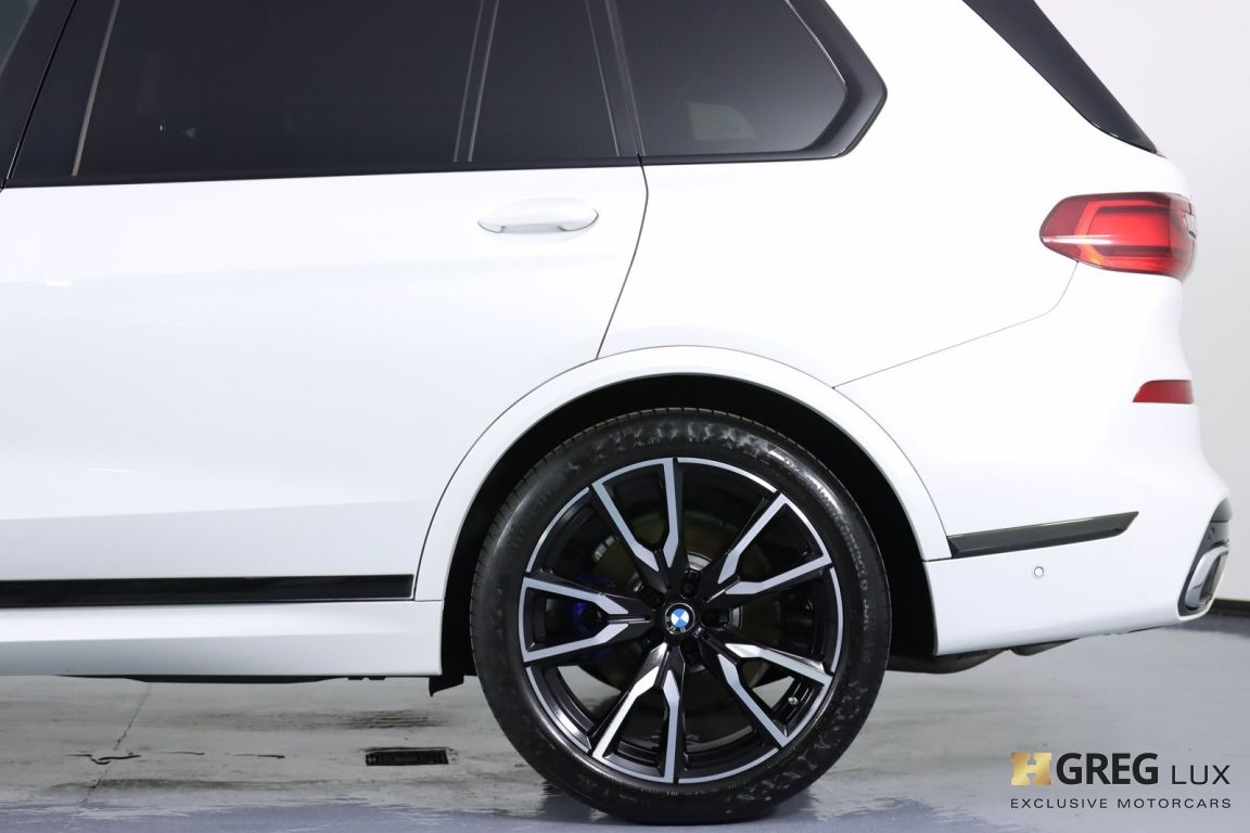 2019 BMW X7 xDrive50i #30