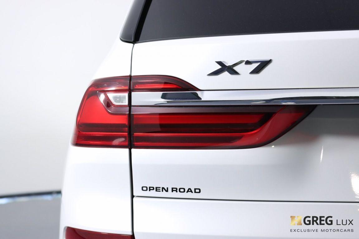 2019 BMW X7 xDrive50i #20