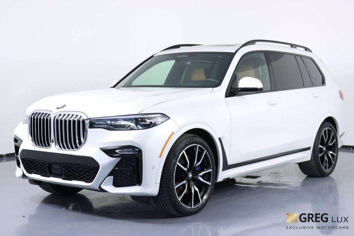 2019 BMW X7 xDrive50i #33