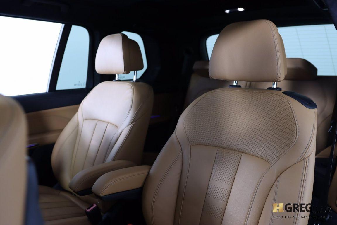 2019 BMW X7 xDrive50i #37