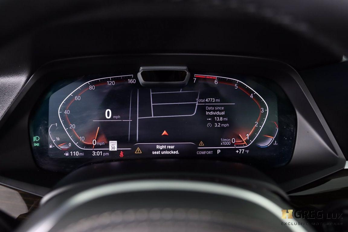 2019 BMW X7 xDrive50i #69