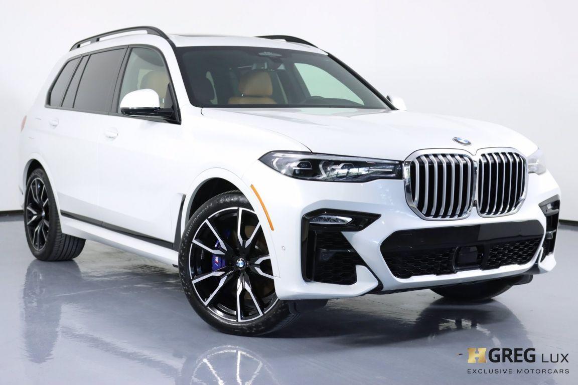 2019 BMW X7 xDrive50i #0