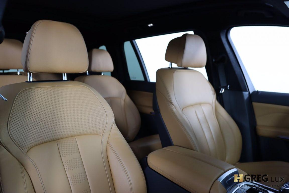 2019 BMW X7 xDrive50i #41