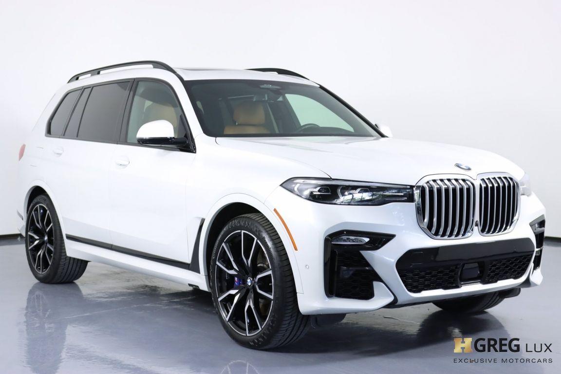 2019 BMW X7 xDrive50i #10
