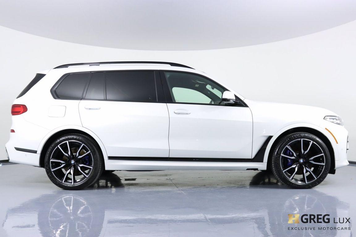 2019 BMW X7 xDrive50i #11