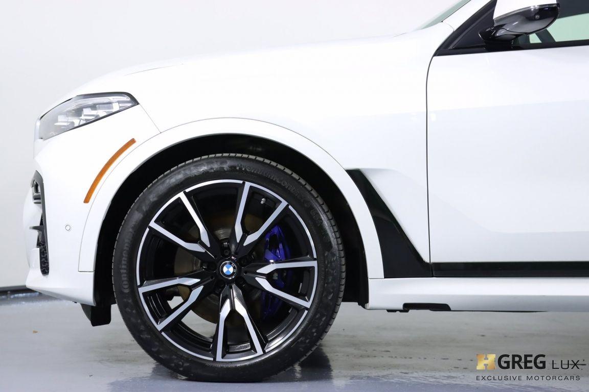 2019 BMW X7 xDrive50i #27