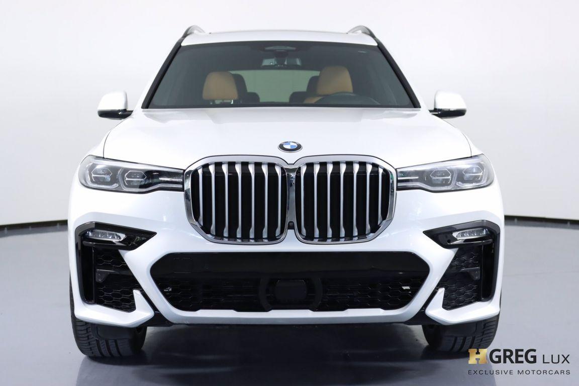 2019 BMW X7 xDrive50i #3