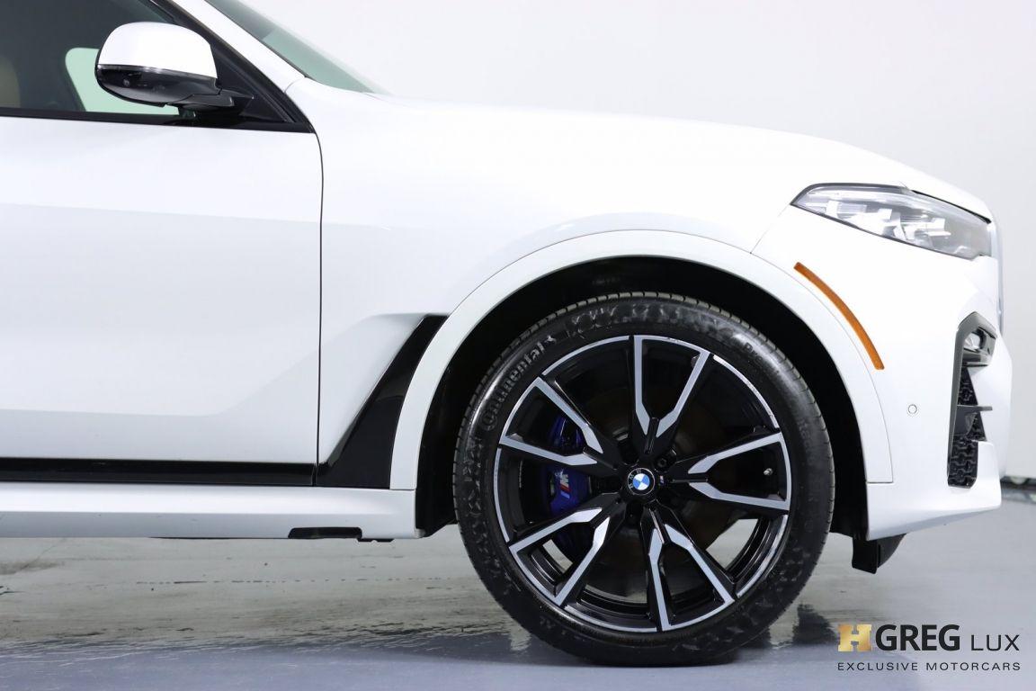 2019 BMW X7 xDrive50i #12