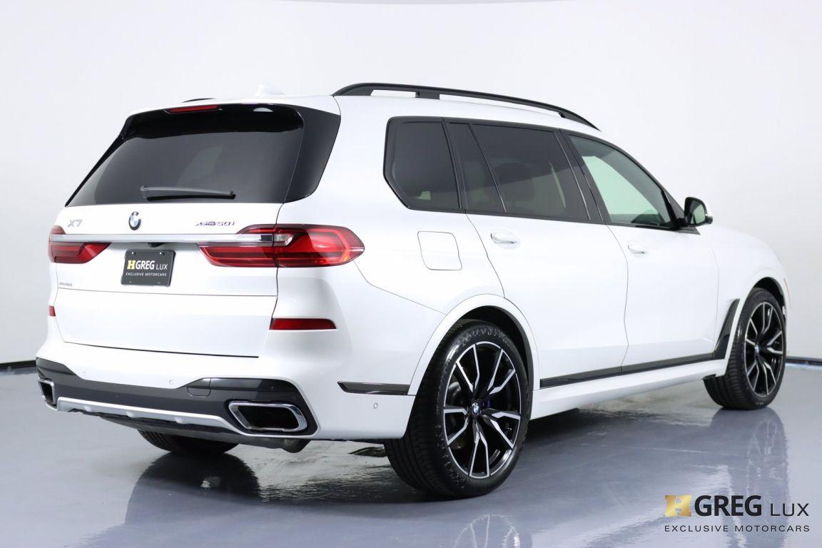 2019 BMW X7 xDrive50i #18