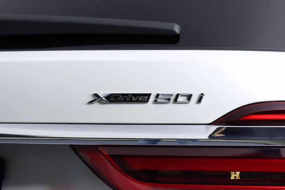 2019 BMW X7 xDrive50i #22