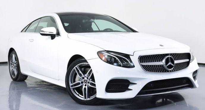2020 Mercedes Benz E Class E 450 #0