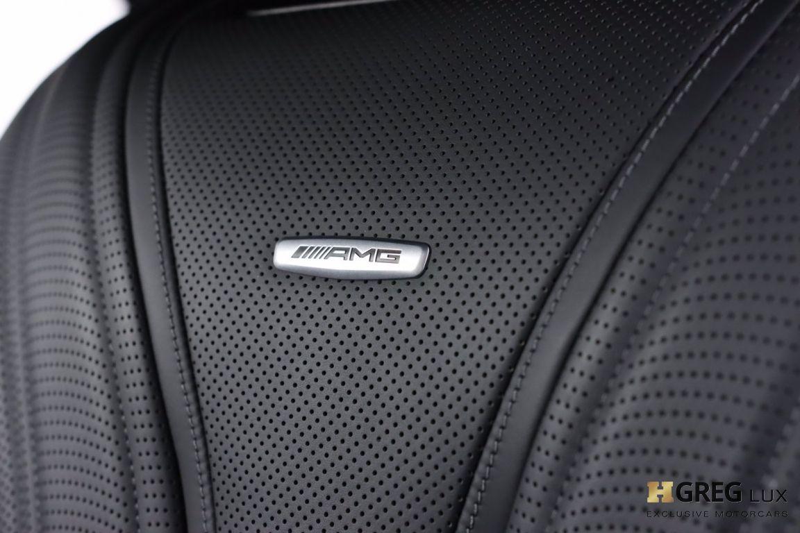 2020 Mercedes Benz S Class AMG S 63 #35