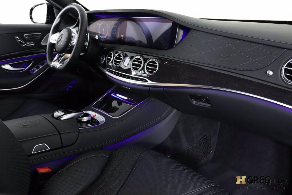 2020 Mercedes Benz S Class AMG S 63 #69