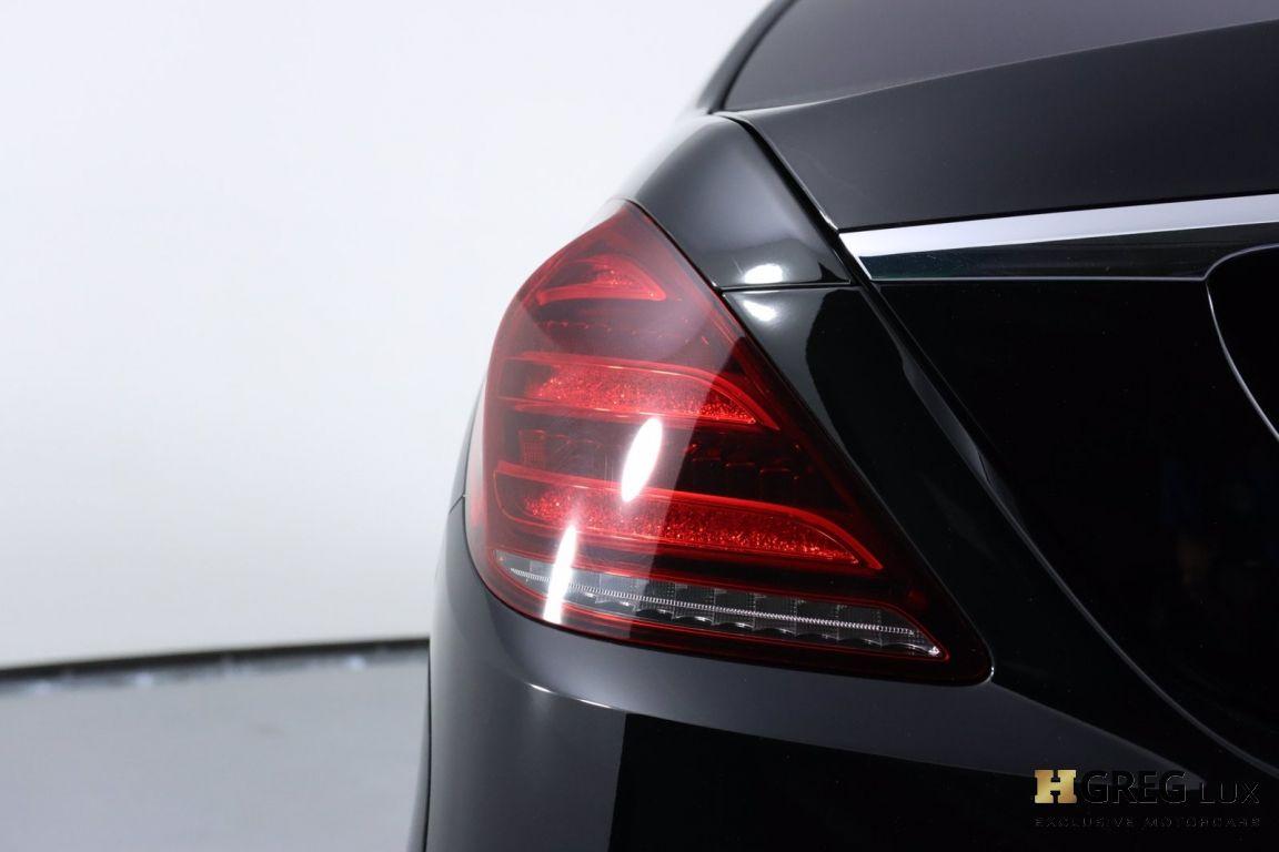 2020 Mercedes Benz S Class AMG S 63 #21