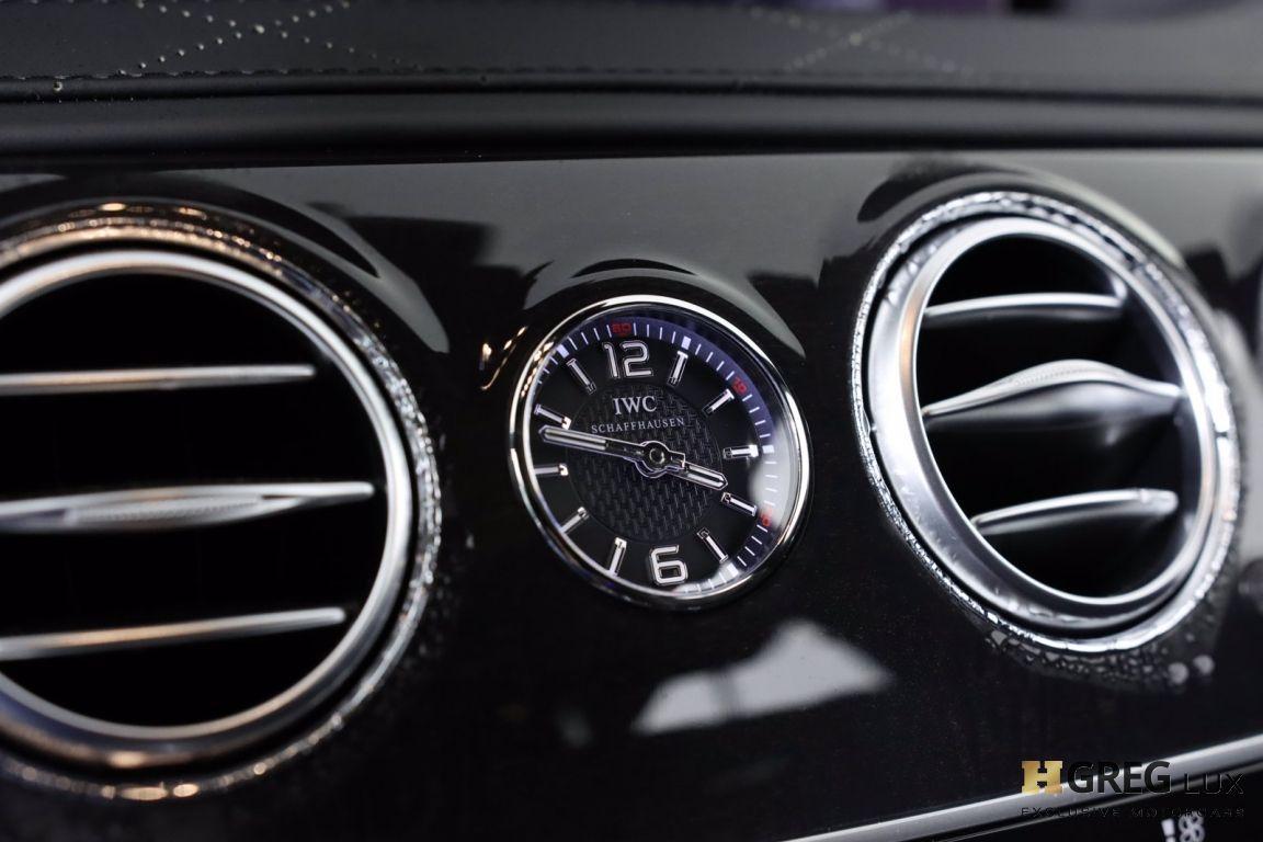 2020 Mercedes Benz S Class AMG S 63 #55