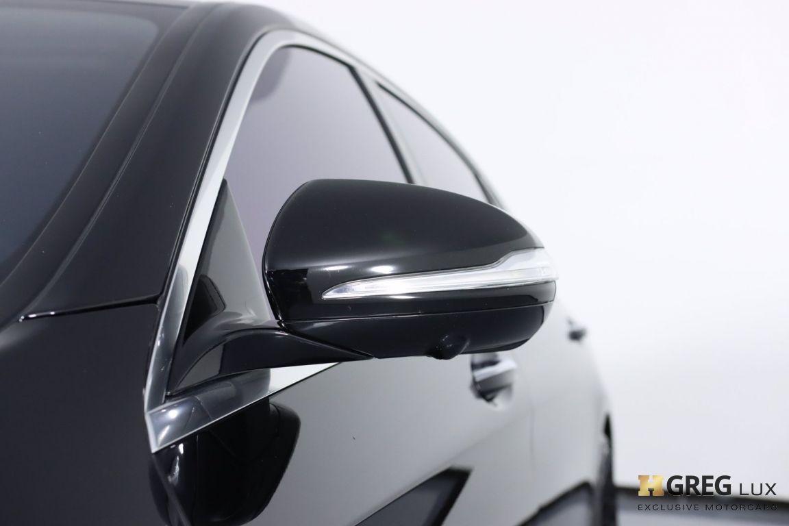 2020 Mercedes Benz S Class AMG S 63 #9