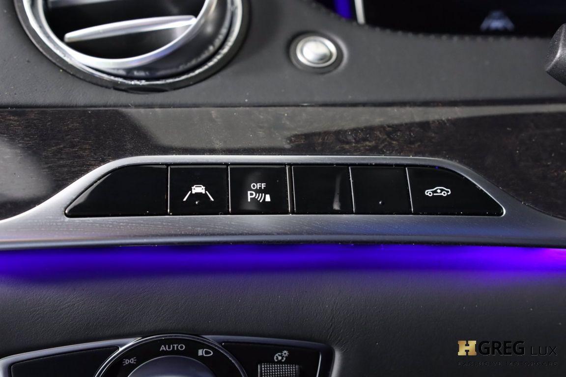 2020 Mercedes Benz S Class AMG S 63 #64