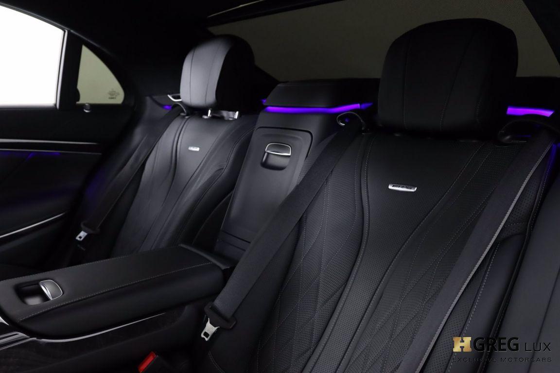 2020 Mercedes Benz S Class AMG S 63 #37