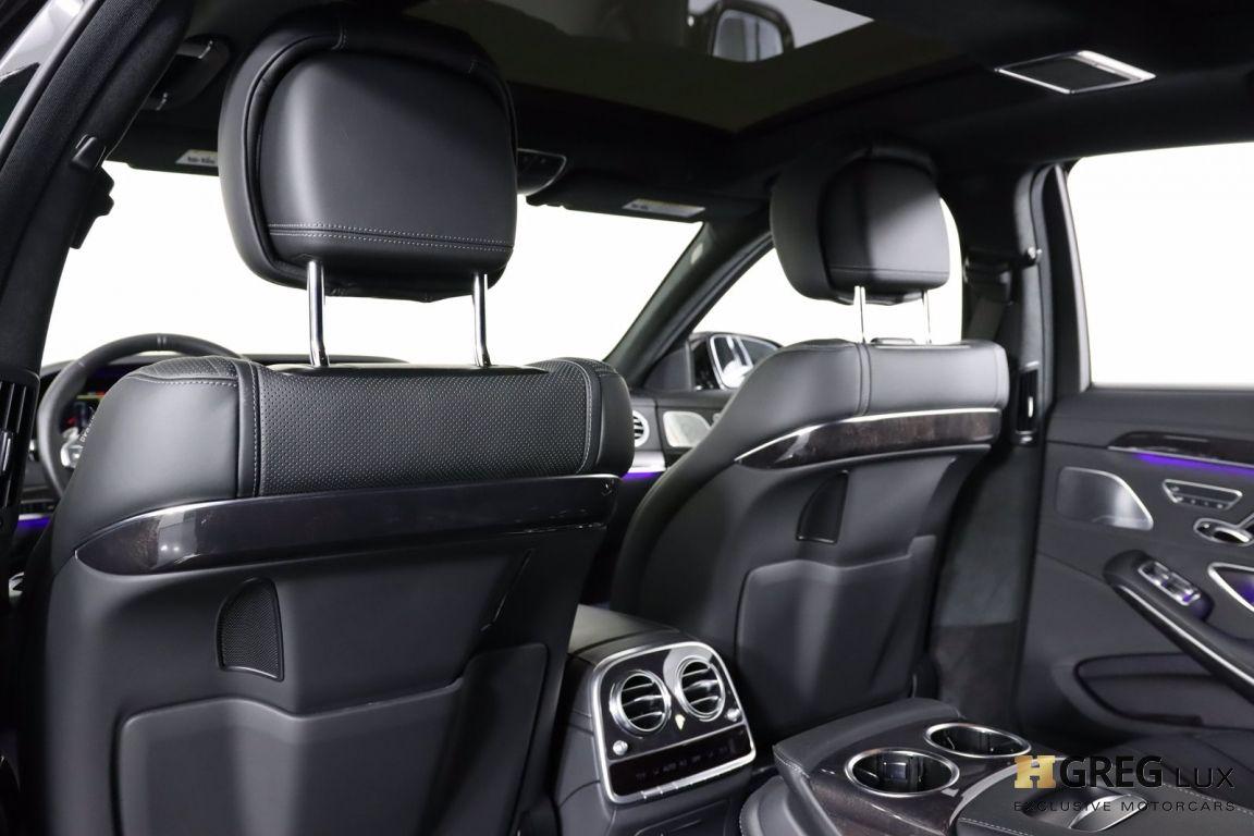 2020 Mercedes Benz S Class AMG S 63 #66