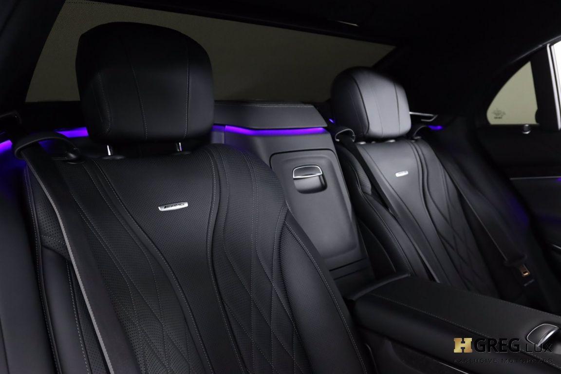 2020 Mercedes Benz S Class AMG S 63 #42