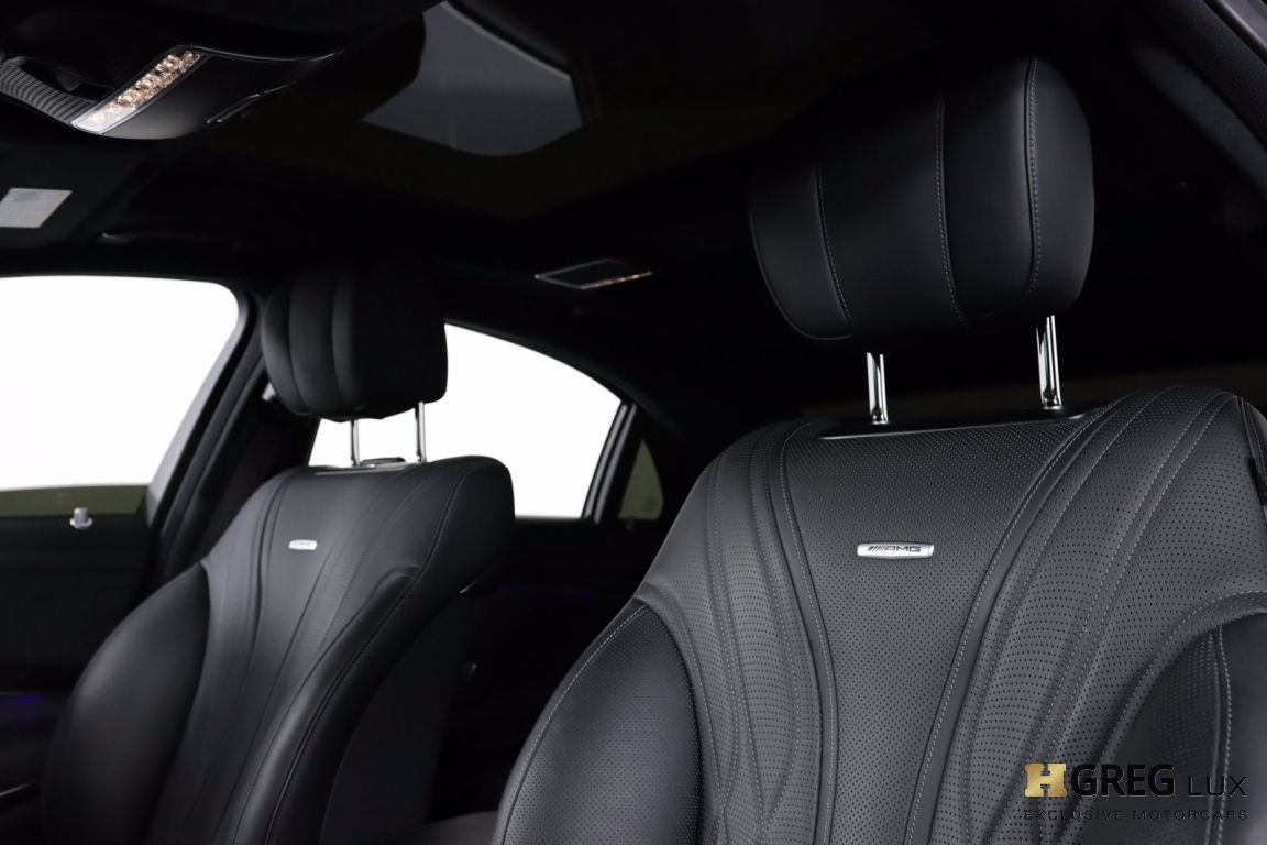 2020 Mercedes Benz S Class AMG S 63 #2