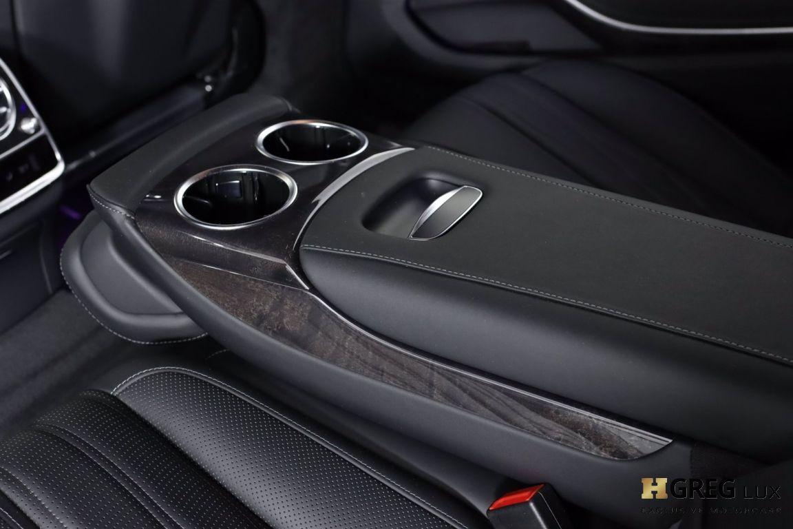 2020 Mercedes Benz S Class AMG S 63 #67