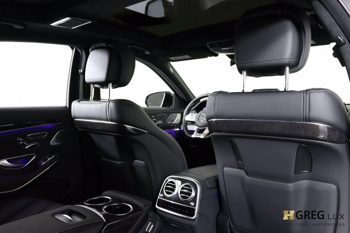 2020 Mercedes Benz S Class AMG S 63 #68