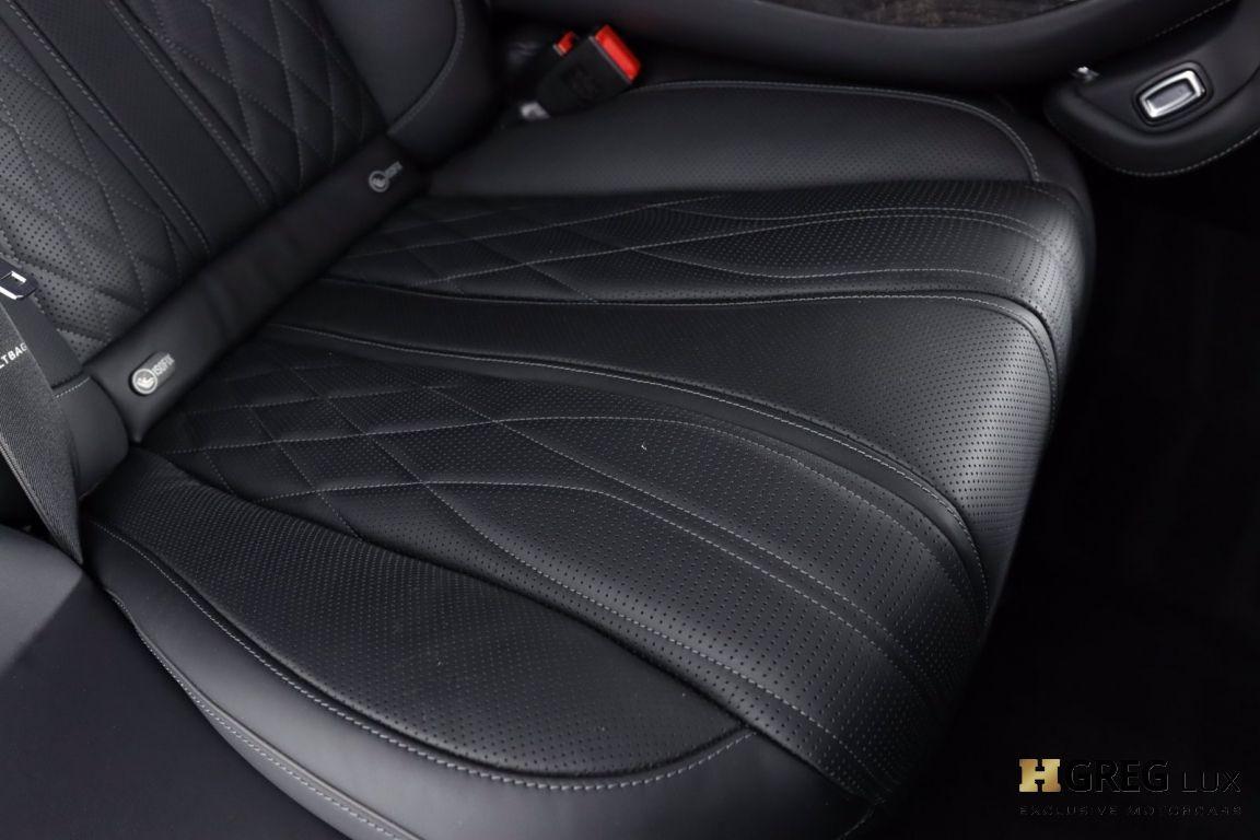 2020 Mercedes Benz S Class AMG S 63 #43