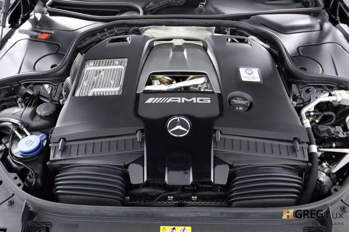 2020 Mercedes Benz S Class AMG S 63 #72