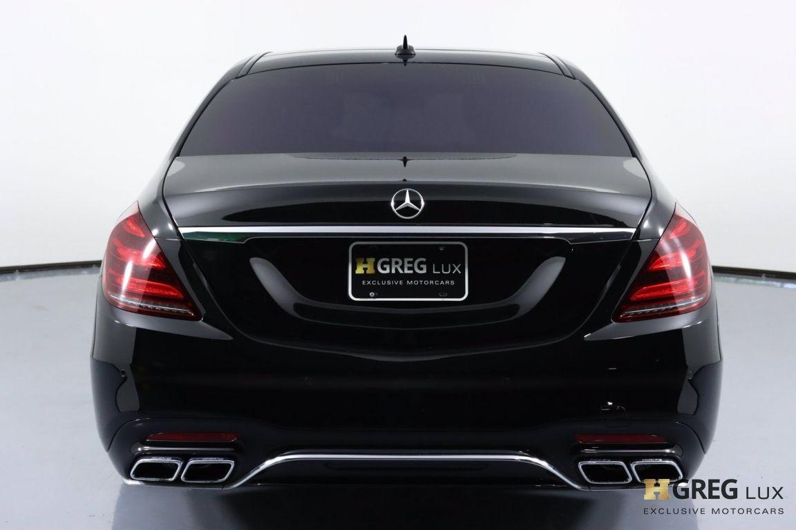 2020 Mercedes Benz S Class AMG S 63 #20