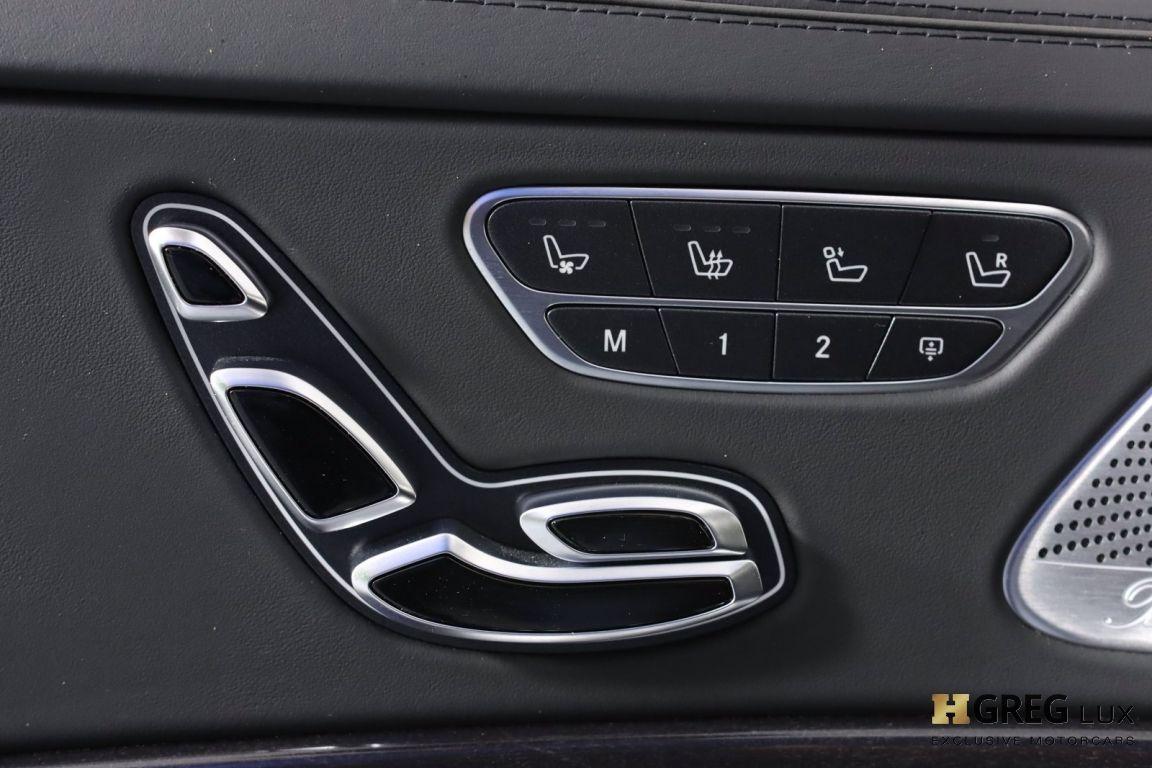 2020 Mercedes Benz S Class AMG S 63 #46