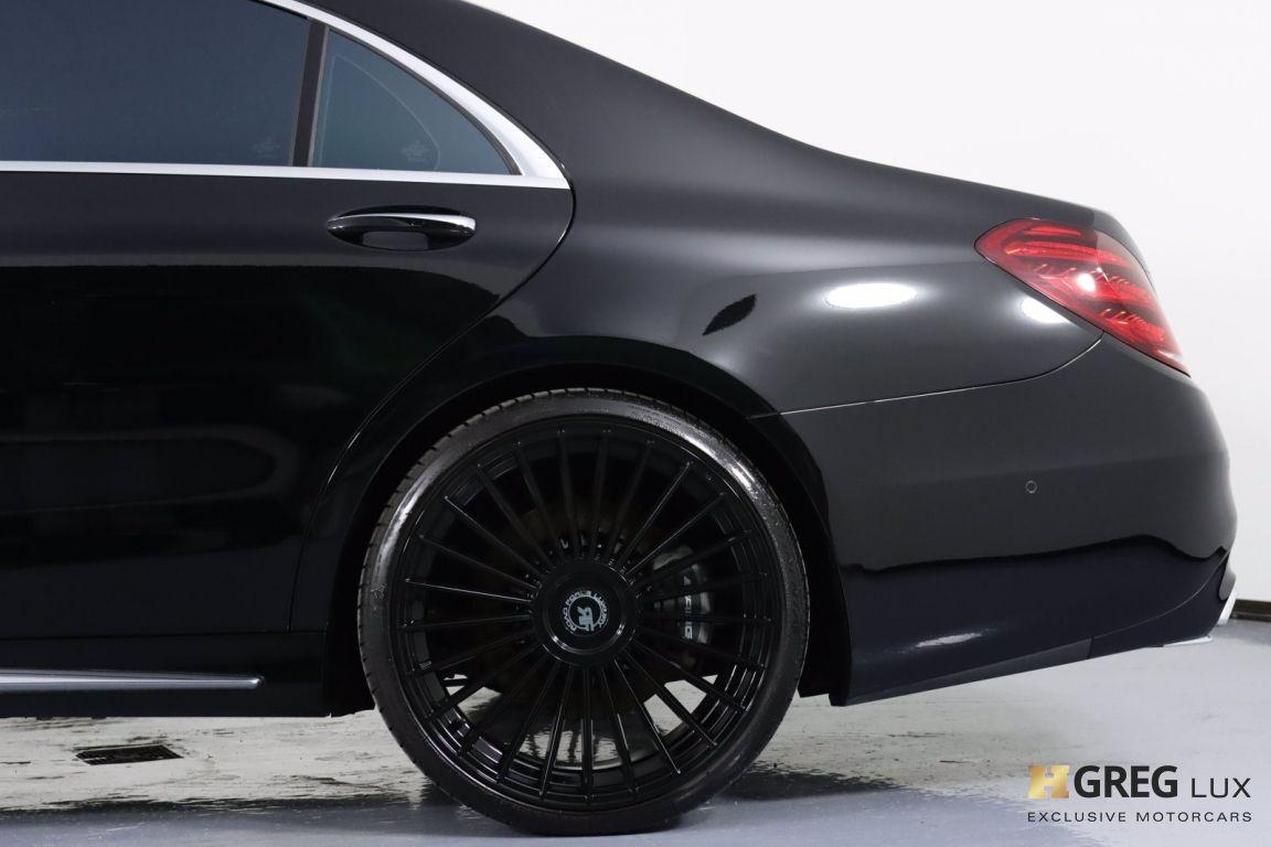 2020 Mercedes Benz S Class AMG S 63 #28