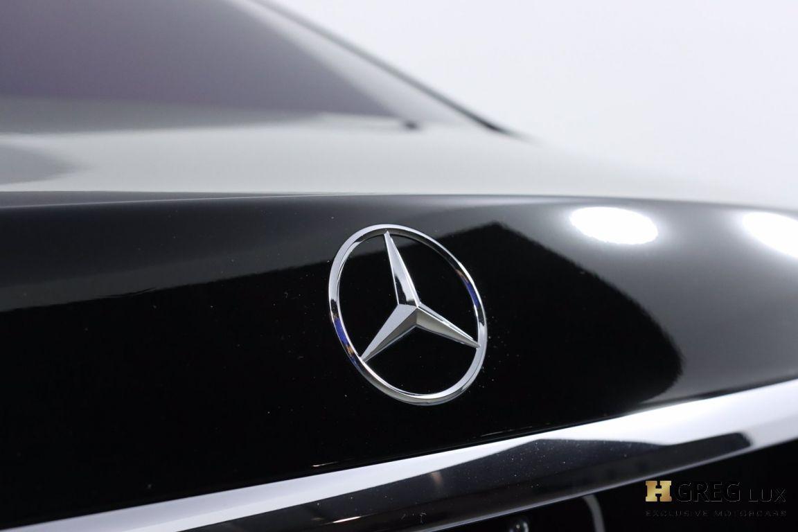 2020 Mercedes Benz S Class AMG S 63 #23
