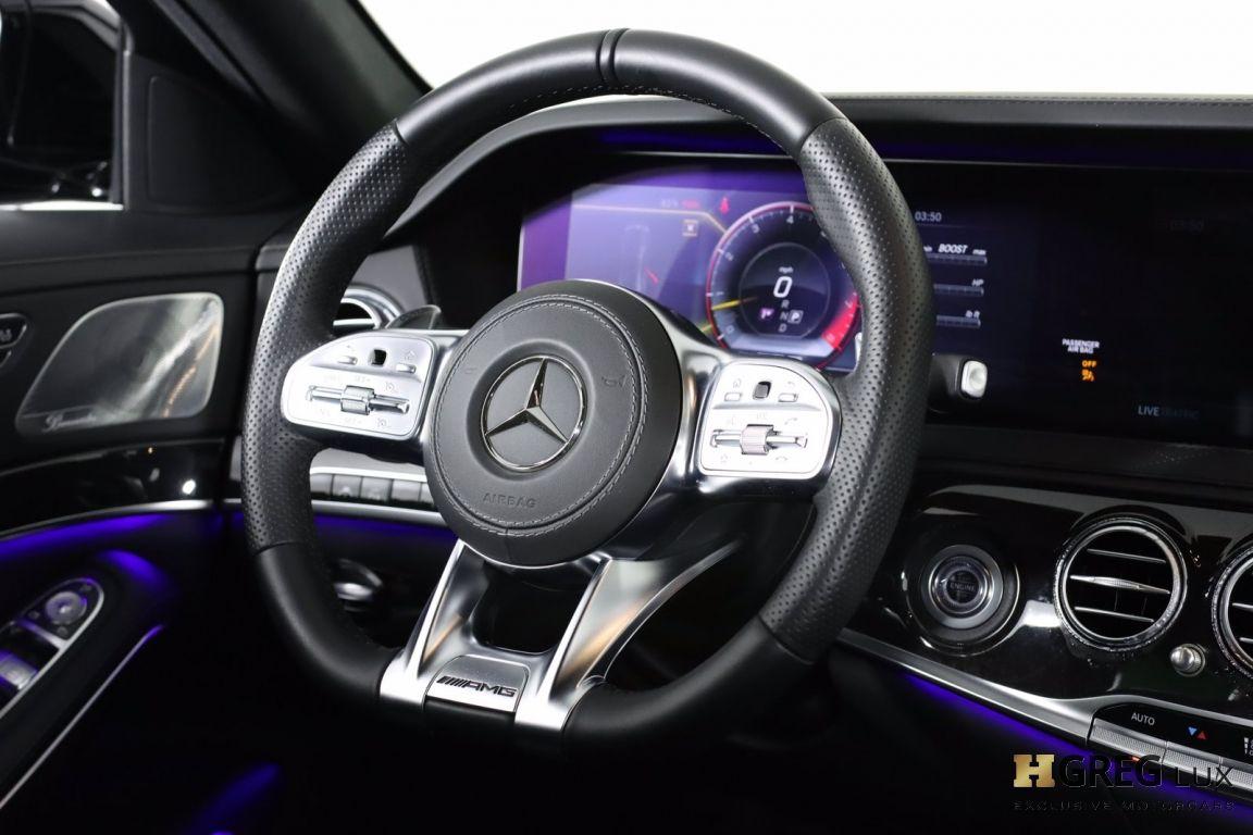 2020 Mercedes Benz S Class AMG S 63 #58