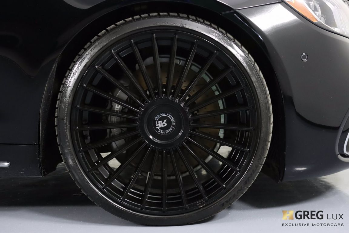 2020 Mercedes Benz S Class AMG S 63 #13