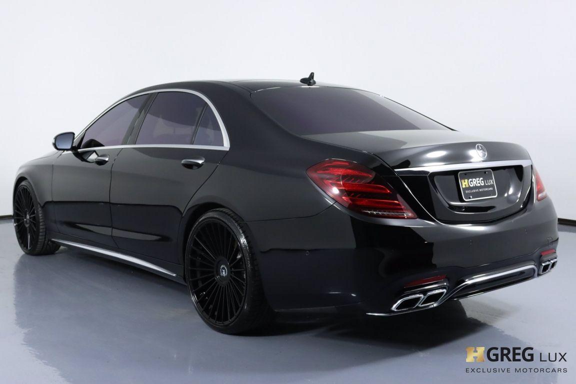 2020 Mercedes Benz S Class AMG S 63 #24