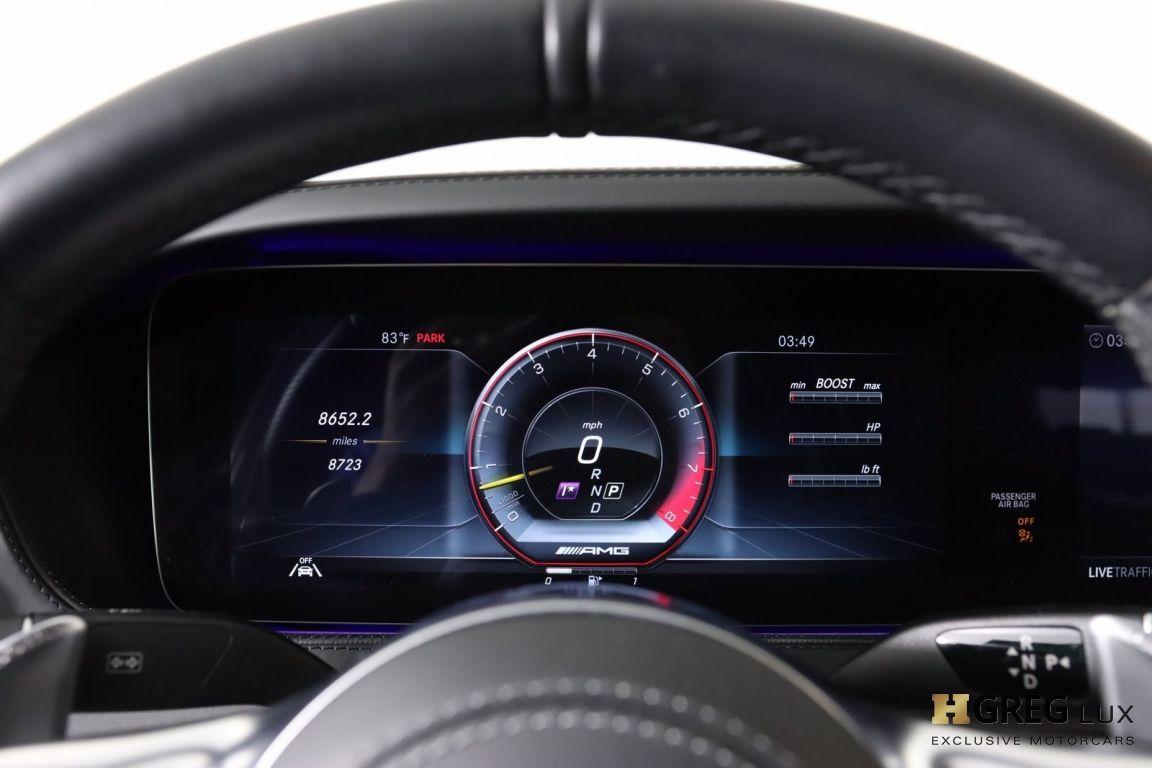 2020 Mercedes Benz S Class AMG S 63 #62