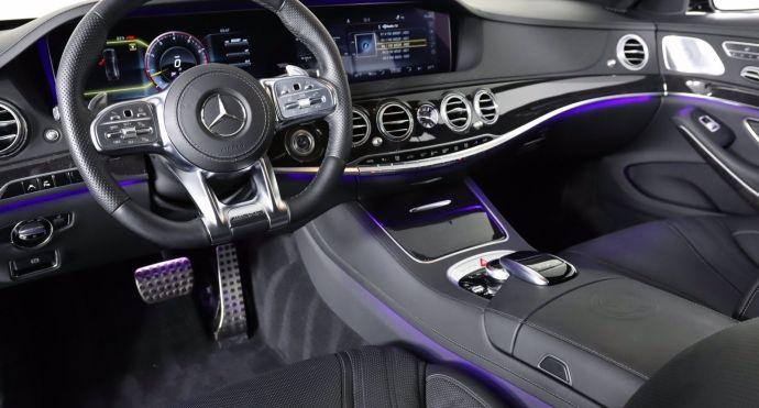 2020 Mercedes Benz S Class AMG S 63 #1