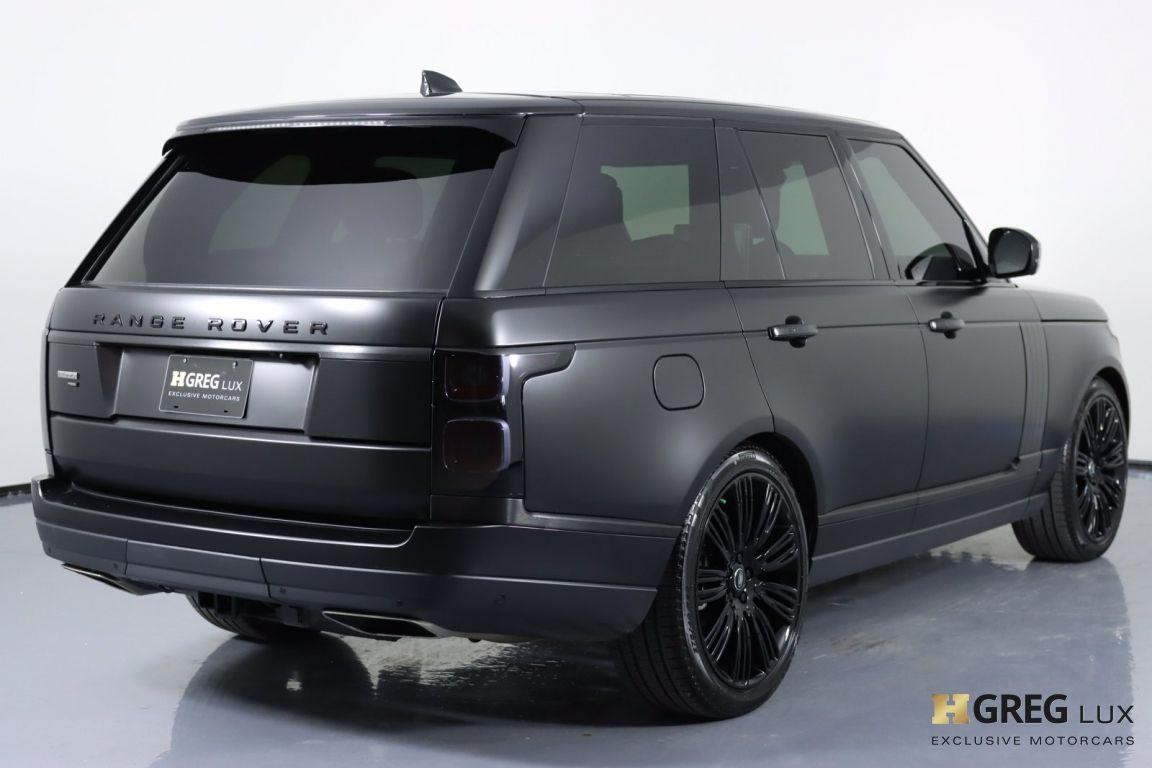 2020 Land Rover Range Rover Autobiography #16