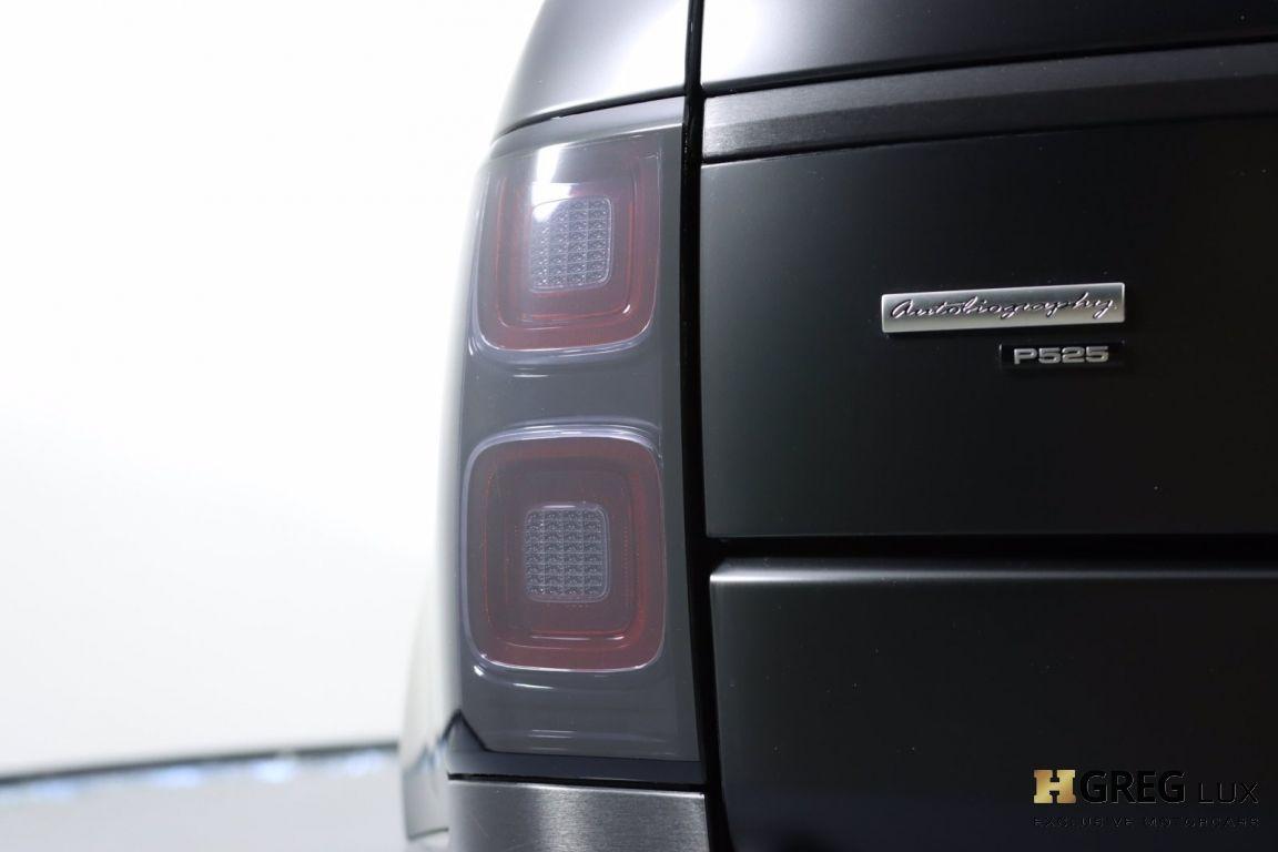 2020 Land Rover Range Rover Autobiography #18