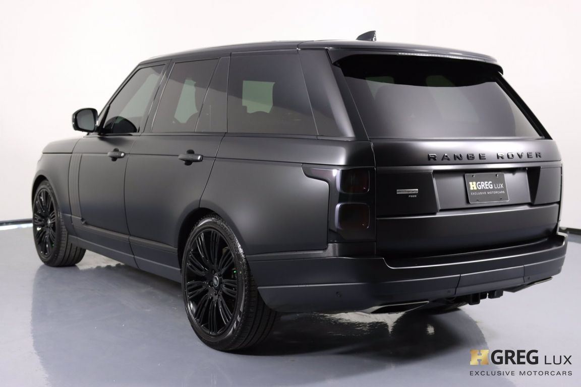 2020 Land Rover Range Rover Autobiography #22